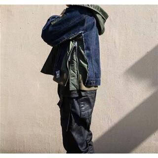 sacai - A.P.C. sacai jacket サカイ アーペーセー