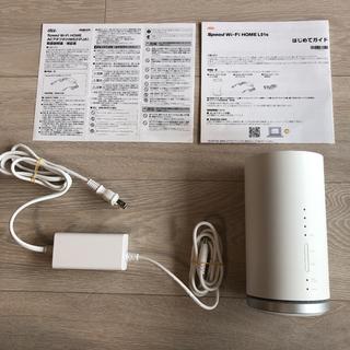 ファーウェイ(HUAWEI)のHUAWEI TECHNOLOGIES SPEED WI-FI HOMEL01S(PC周辺機器)