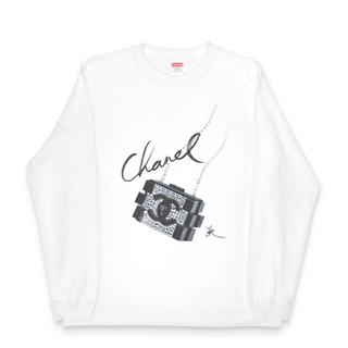 シャネル(CHANEL)のCHANEL(Tシャツ(長袖/七分))