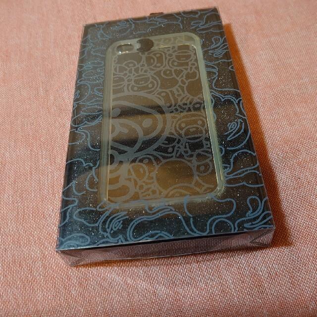 A BATHING APE(アベイシングエイプ)のA BATHING APE  I PHONE 5 フラッシュフィルムケース スマホ/家電/カメラのスマホアクセサリー(iPhoneケース)の商品写真