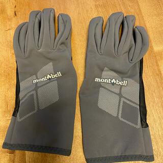 mont bell - モンベル サイクルグローブ ウィンドストッパー パットレス XL 新品未使用