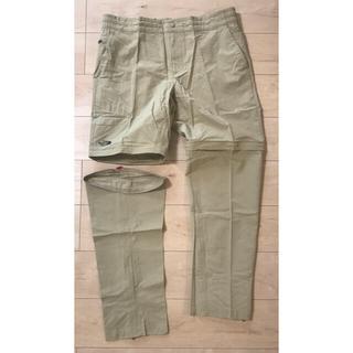 ザノースフェイス(THE NORTH FACE)のSALE ノースフェイス コンバーチブルパンツ Pants ハーフパンツ(ワークパンツ/カーゴパンツ)