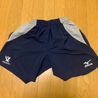 ミズノ(MIZUNO)の非売品 明治大学ラグビー部 トレーニング用ハーフパンツ サイズS(ラグビー)
