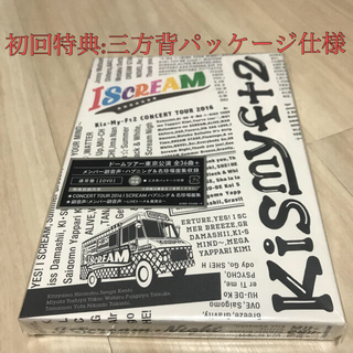 Kis-My-Ft2 - Kis-My-Ft2/CONCERT TOUR 2016 I SCREAM
