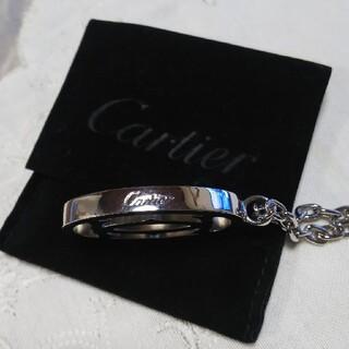 カルティエ(Cartier)のカルティエチャーム/シルバーチェーン付き(チャーム)