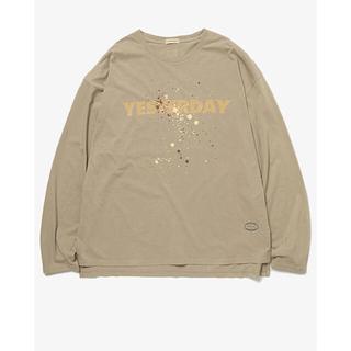 ノンネイティブ(nonnative)のsyuu様専用 YSTRDY'S TMRRW BAGGY TEE LS (Tシャツ/カットソー(七分/長袖))