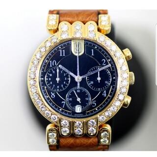 ハリーウィンストン(HARRY WINSTON)のハリーウィンストン プルミエール クロノグラフ オートマチック ダイヤベゼル(腕時計(アナログ))