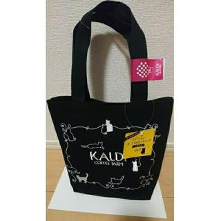 カルディ(KALDI)のカルディ 猫の日バッグ 2種(トートバッグ)