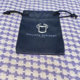 フィリップオーディベール(Philippe Audibert)のあいみょん着用 / PHILIPPE AUDIBERT スクエアシルバーリング(リング(指輪))