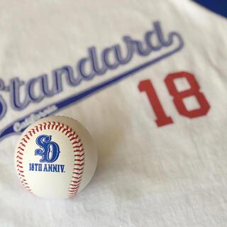 スタンダードカリフォルニア(STANDARD CALIFORNIA)のスタンダードカリフォルニア 硬式球 ローリングス 野球 18周年(ボール)