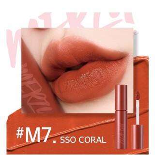 3ce - Merzy マージー バイト ザ ビート メロウ ティント M7 ソーコーラル