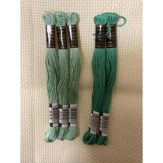 OLYMPUS - オリムパス 刺しゅう糸  <色番252/254>
