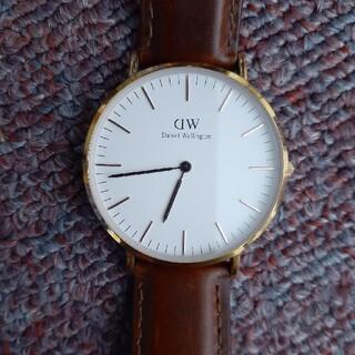 ダニエルウェリントン(Daniel Wellington)のダニエル・ウェリントン 腕時計(腕時計)