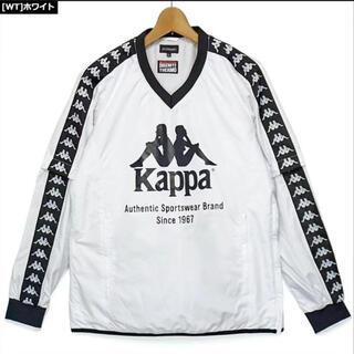 カッパ(Kappa)のM新品定価17600円カッパ2WAY 中綿ジャケットゴルフウェア(ウエア)