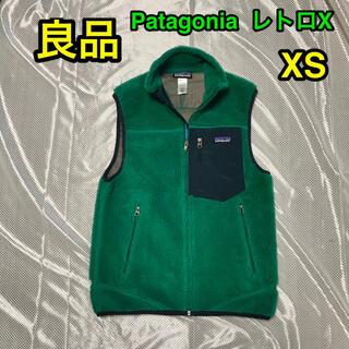patagonia - 【良品】Patagonia レトロX フリースベスト XS 普段Sの方に