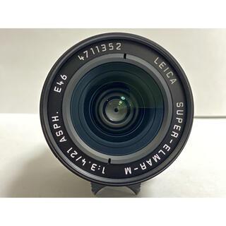 LEICA - 新品同様品 Leica Super Elmar M 21mm f3.4 ASPH