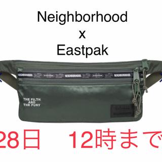 ネイバーフッド(NEIGHBORHOOD)のNeighborhood x Eastpak ボディーバッグ 新品未使用(ショルダーバッグ)