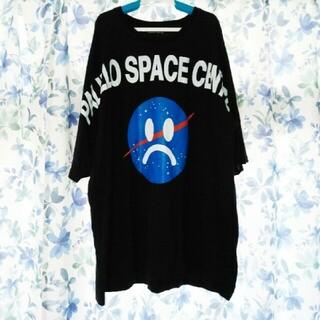 UNDERCOVER - 【宇宙♪】Daniel Palillo オーバーサイズビックTシャツ