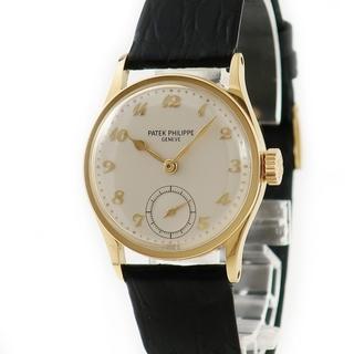 パテックフィリップ(PATEK PHILIPPE)のパテックフィリップ  カラトラバ 96 クンロク 手巻き メンズ ボーイ(腕時計(アナログ))