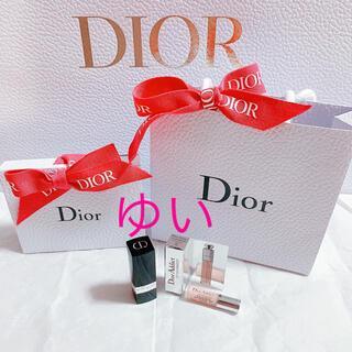 Dior - ディオールマキシマイザーミニチュアミニサイズルージュディオール999新品未使用