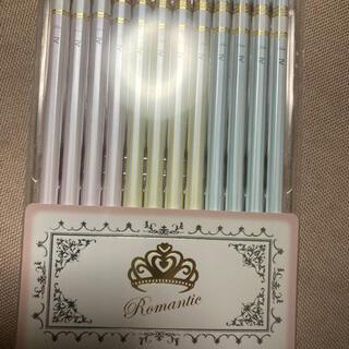 ミツビシエンピツ(三菱鉛筆)の名入れ鉛筆 AI 2B 新品未開封 12本 三菱鉛筆(鉛筆)