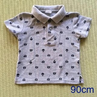 アカチャンホンポ(アカチャンホンポ)のポロシャツ!90cm!(Tシャツ/カットソー)