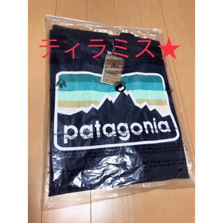 patagonia - 新品 patagonia パタゴニア 長袖ロンT ネイビー L
