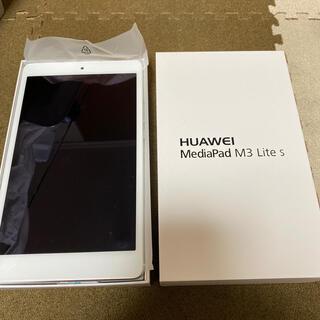 ファーウェイ(HUAWEI)のHUAWEI Media Pad M3 Lite 3(タブレット)