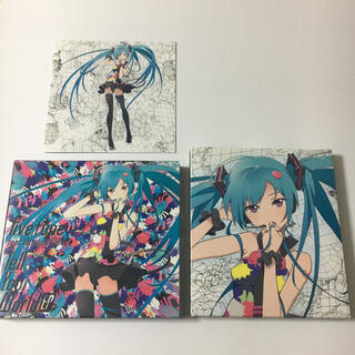 「Tell Your World EP」 初音ミク(ボーカロイド)