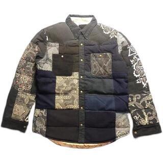 VISVIM - Visvim Ict Kofu Down Jacket   Grailed 3
