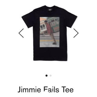 A BATHING APE - A24 Jimmie Fails Tee  レア