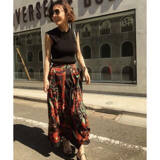 Ameri VINTAGE - ameri vintage スカーフフレアスカート
