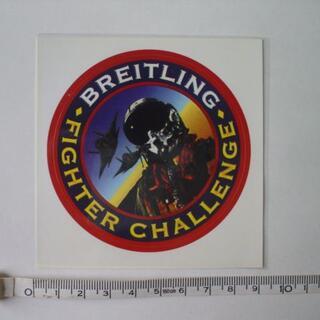 ブライトリング(BREITLING)のBREITLING ステッカー BREITLING FIGHTER CHALLE(その他)
