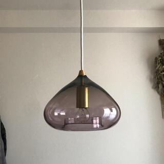 イイノナホさん ペンダントライト 未使用品(天井照明)