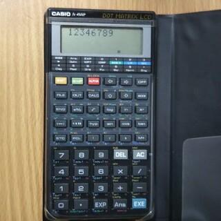 カシオ(CASIO)の【中古】CASIO プログラム関数電卓 fx-4500P(その他)