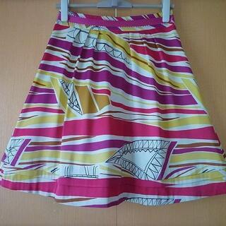 エミリオプッチ(EMILIO PUCCI)のボディードレッシングデラックス☆可愛らしいスカート (ひざ丈スカート)