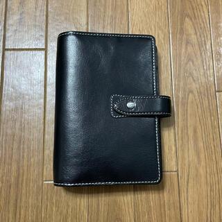 ファイロファックス(Filofax)のfilofax ファイロファックス マルデン バイブル ブラック(手帳)