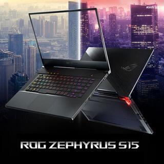 ASUS - 7%オフ新品 ROG Zephyrus S15 Core i7/RTX2070S