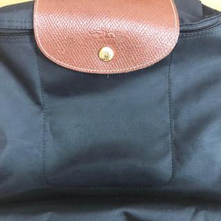 LONGCHAMP - Longchamp ブラック
