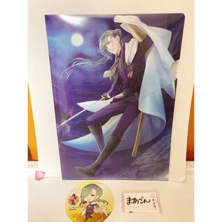 ディーエムエム(DMM)の刀剣乱舞-ONLINE- 二周年記念祝画クリアファイル にっかり青江(クリアファイル)