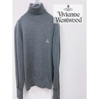 ヴィヴィアンウエストウッド(Vivienne Westwood)のvivienne westwood men タートルネックニット オーブ(ニット/セーター)