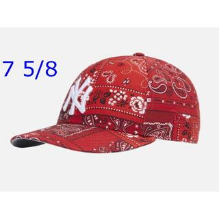 NEW ERA - 【7 5/8】Kith for New Era Yankees Bandana