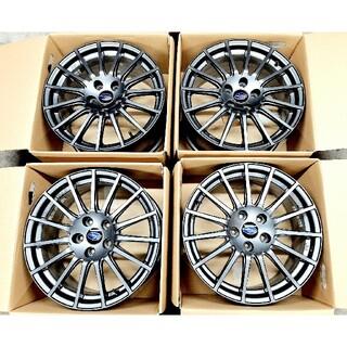 スバル(スバル)の【新車外し】スバル WRX STI 純正 オプション ホイール 4本セット(タイヤ・ホイールセット)