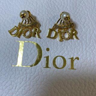 Dior - ラスト1点! ロゴピアス