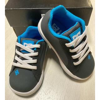 ディーシーシュー(DC SHOE)のDCスニーカー キッズ 12cm 新品 スケシュー dc shoes シューズ(スニーカー)
