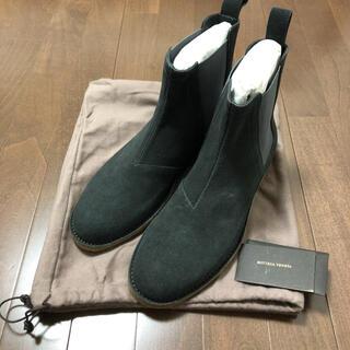 ボッテガヴェネタ(Bottega Veneta)の新品未使用 ボッテガヴェネタ サイドゴア ブーツ スエード グレー系(ブーツ)