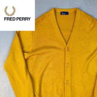 フレッドペリー(FRED PERRY)のFRED PERRY フレッドペリー カーディガン L  (カーディガン)