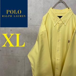 POLO RALPH LAUREN - ラルフローレン刺繍ロゴシャツ