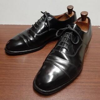 Church's - [美品] 貴重 旧チャーチ 3都市 バルモラル 73ラスト 冠婚葬祭 革靴