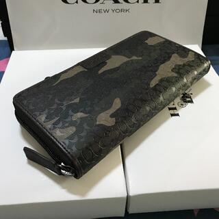 COACH - COACH未使用品 長財布 コーチ財布F74546